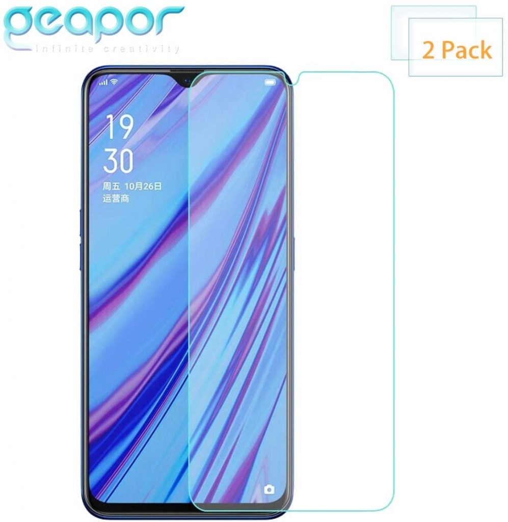 10 Best Screen Protectors For Oppo F15