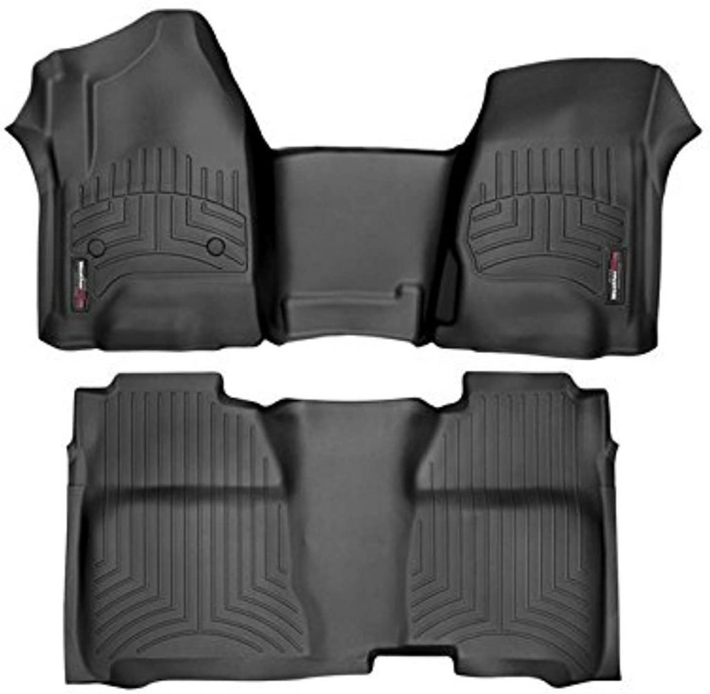 10 Best Floor Liners for Ford F250
