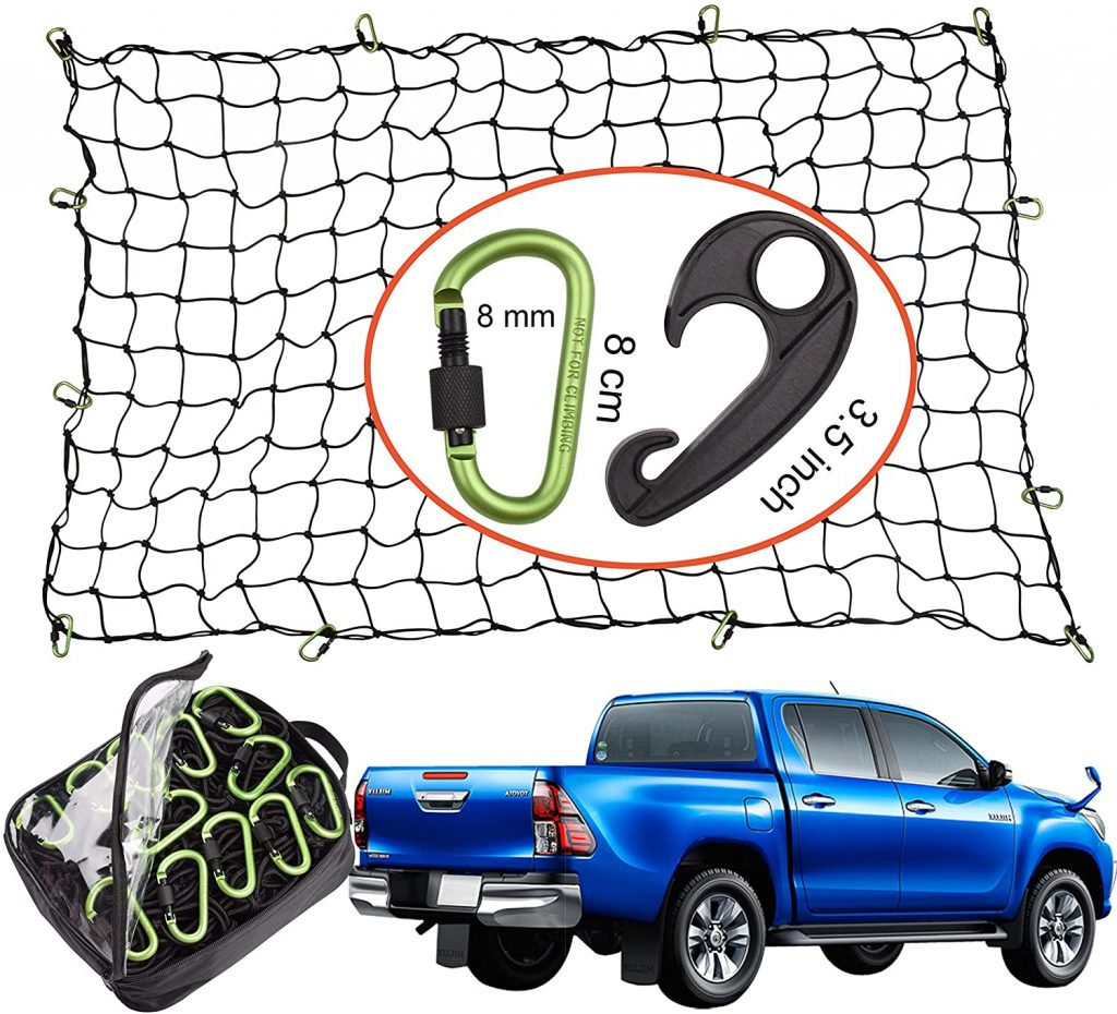 10 Best Cargo Nets for Ford F250