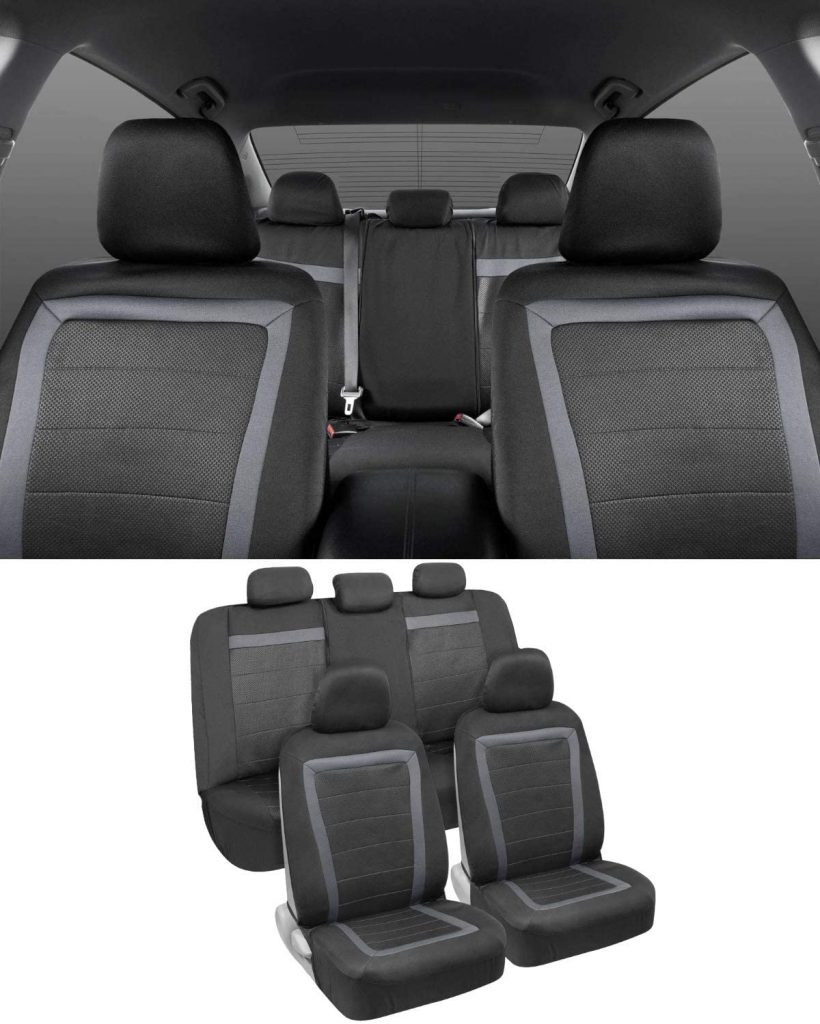 10 Best Seat Covers For Toyota Camry