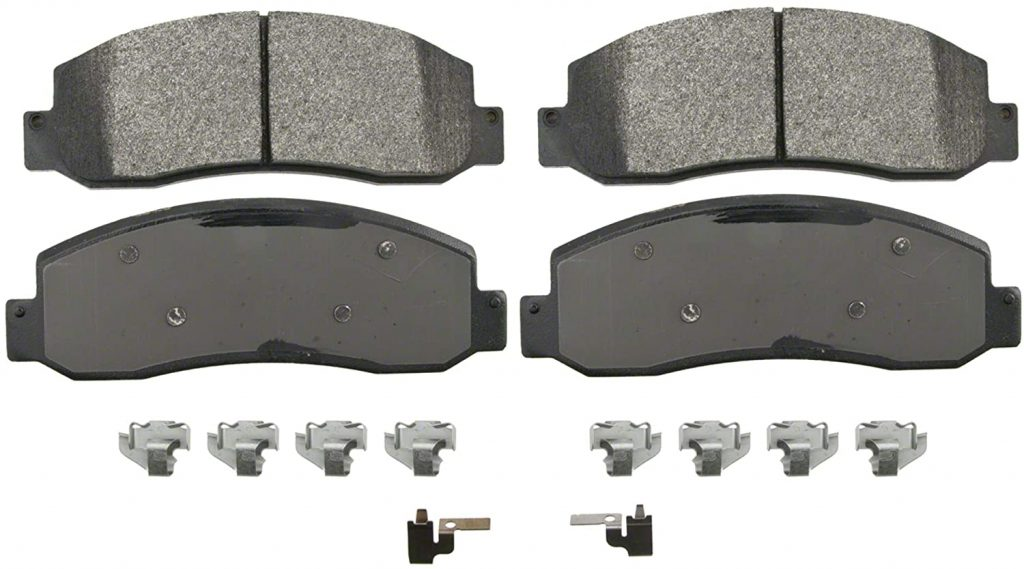 10 Best Brake Pads For Ford F250