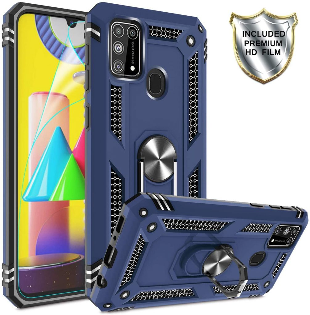 10 best cases for Samsung Galaxy M31s