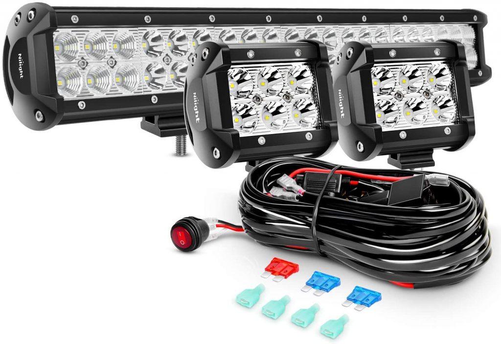 10 Best Light Bars for Ford F250