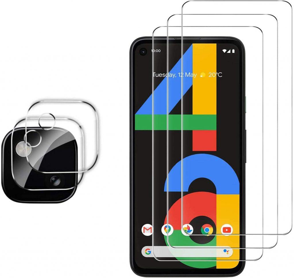 10 best screen protectors for Google Pixel 4a.