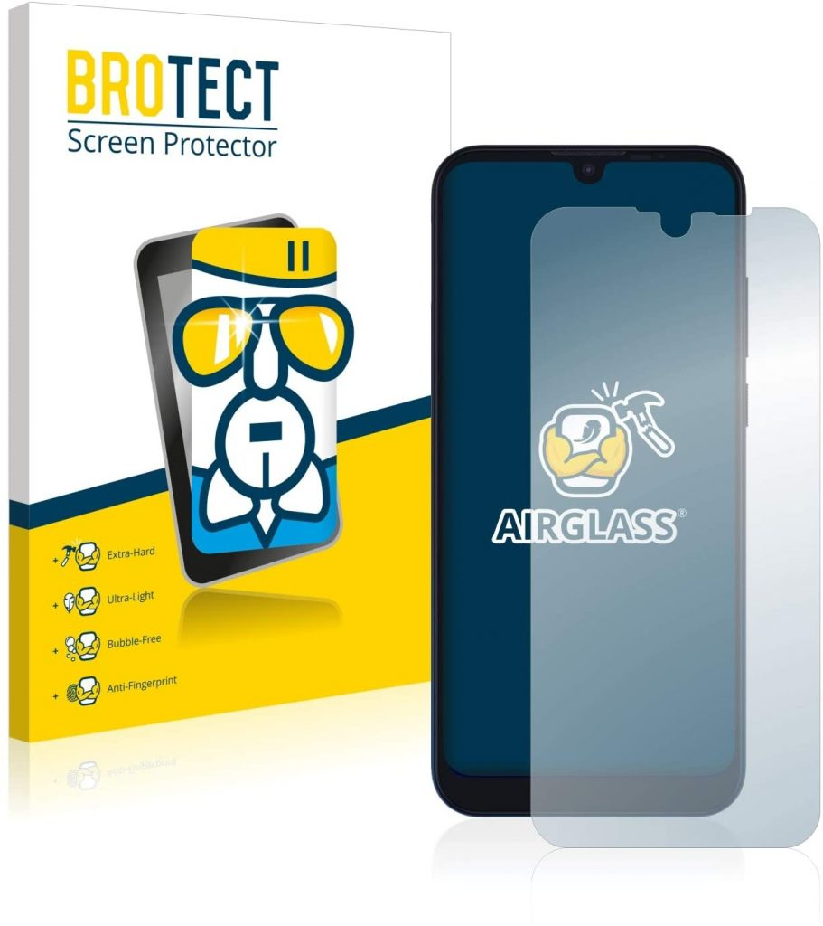 10 best screen protectors for Motorola Moto E6s