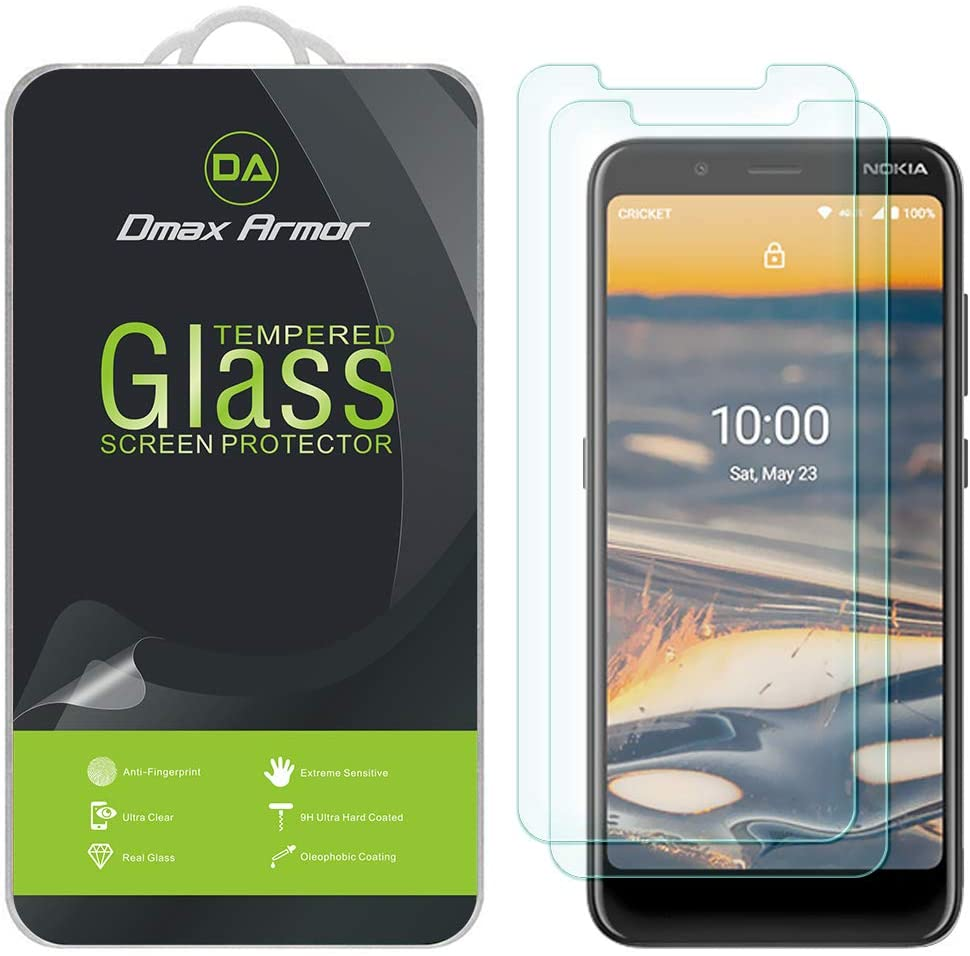 10 best screen protectors for Nokia C2 Tava