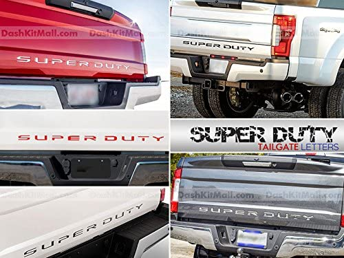 10 Best Tailgate Inserts for Ford F250