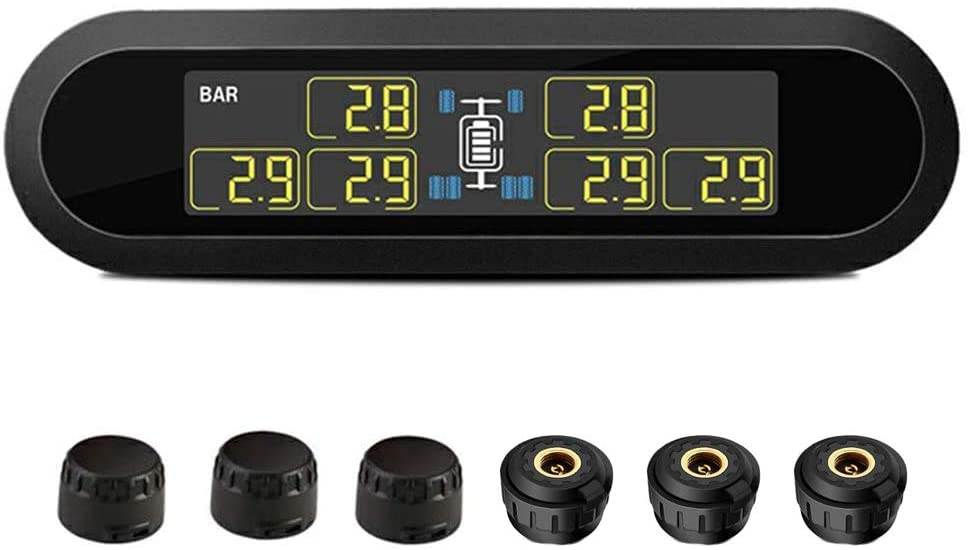 10 Best Tire Pressure Monitoring System for Ford F250