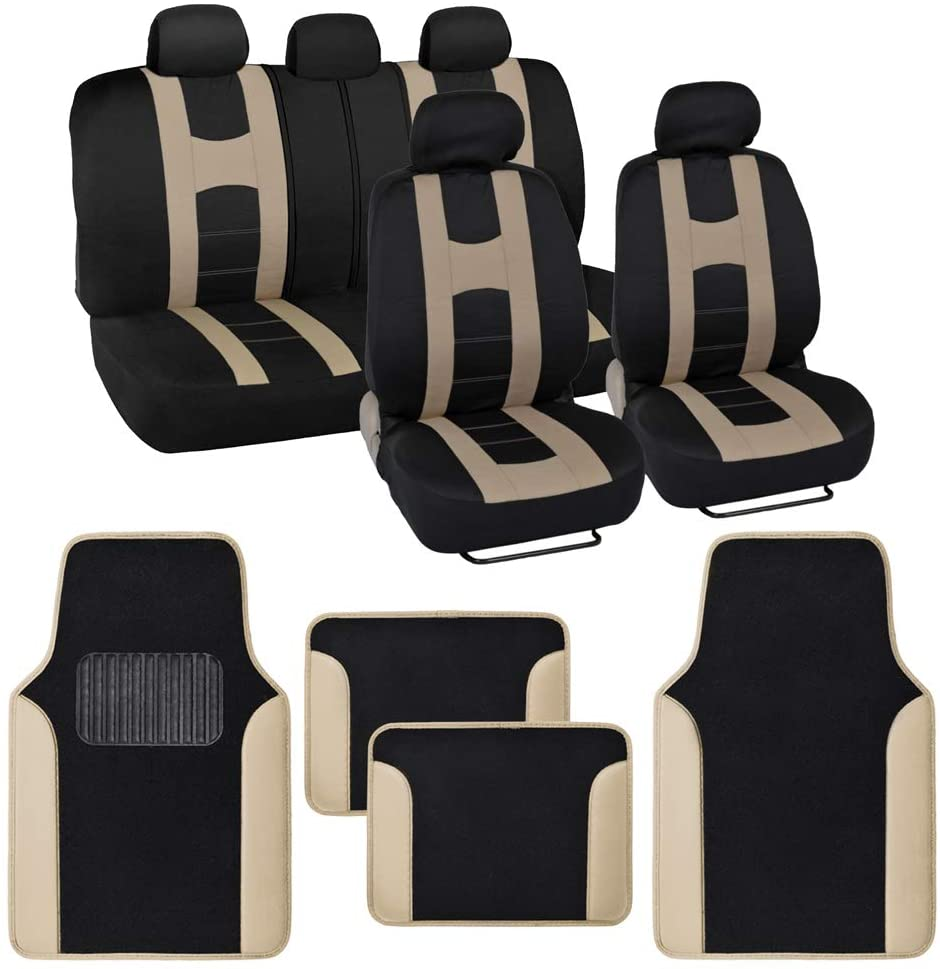 10 Best Seat Covers For Chrysler Pacifica