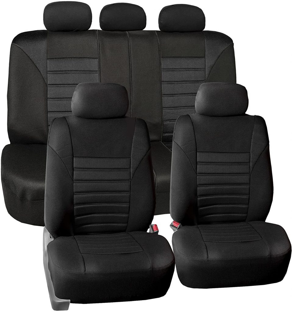 10 Best Seat Covers For Ford Fusion