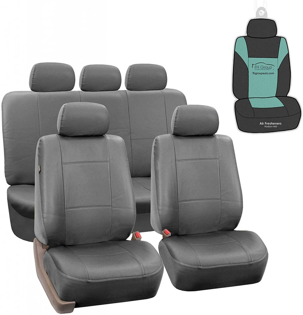 10 Best Seat Covers For Toyota Highlander