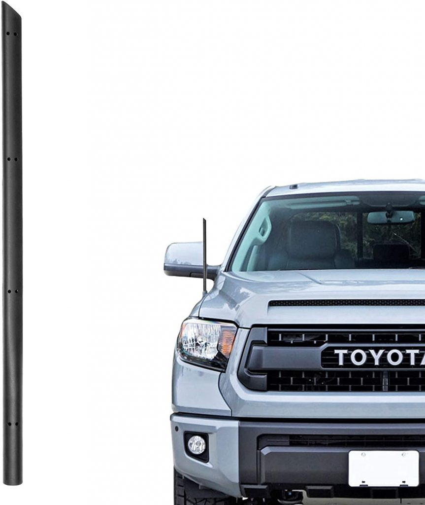 10 Best Antenna Masts for Toyota Tundra