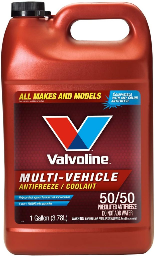 10 Best Antifreeze Coolants for Toyota Tundra
