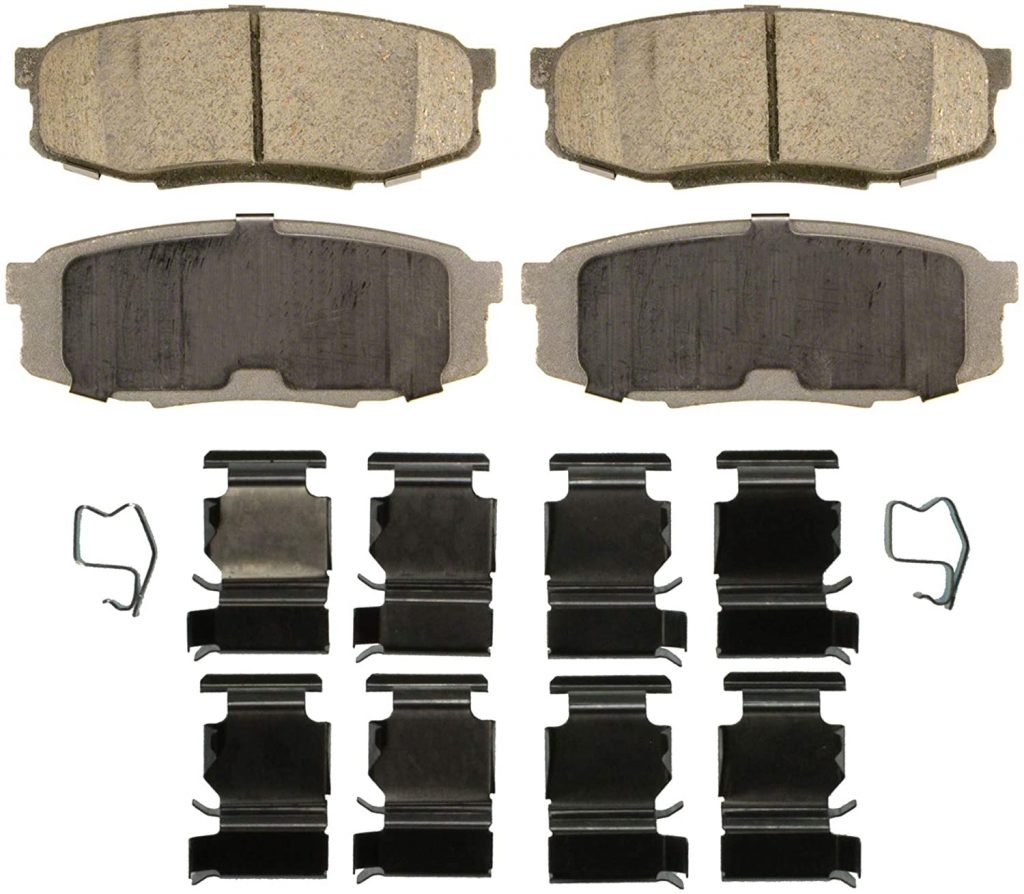 10 Best Brake pads for Toyota Tundra