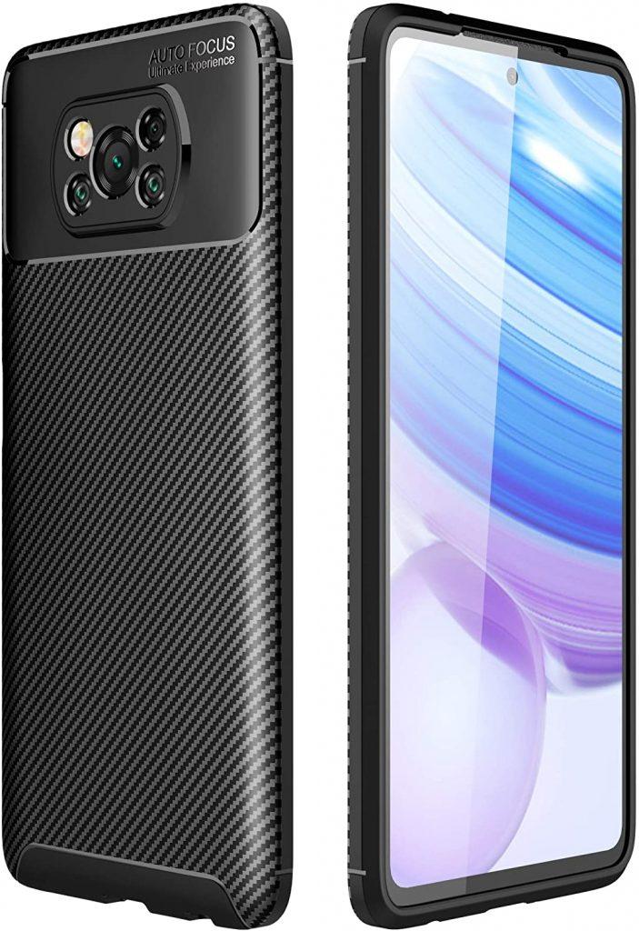 10 best cases for Xiaomi Poco X3