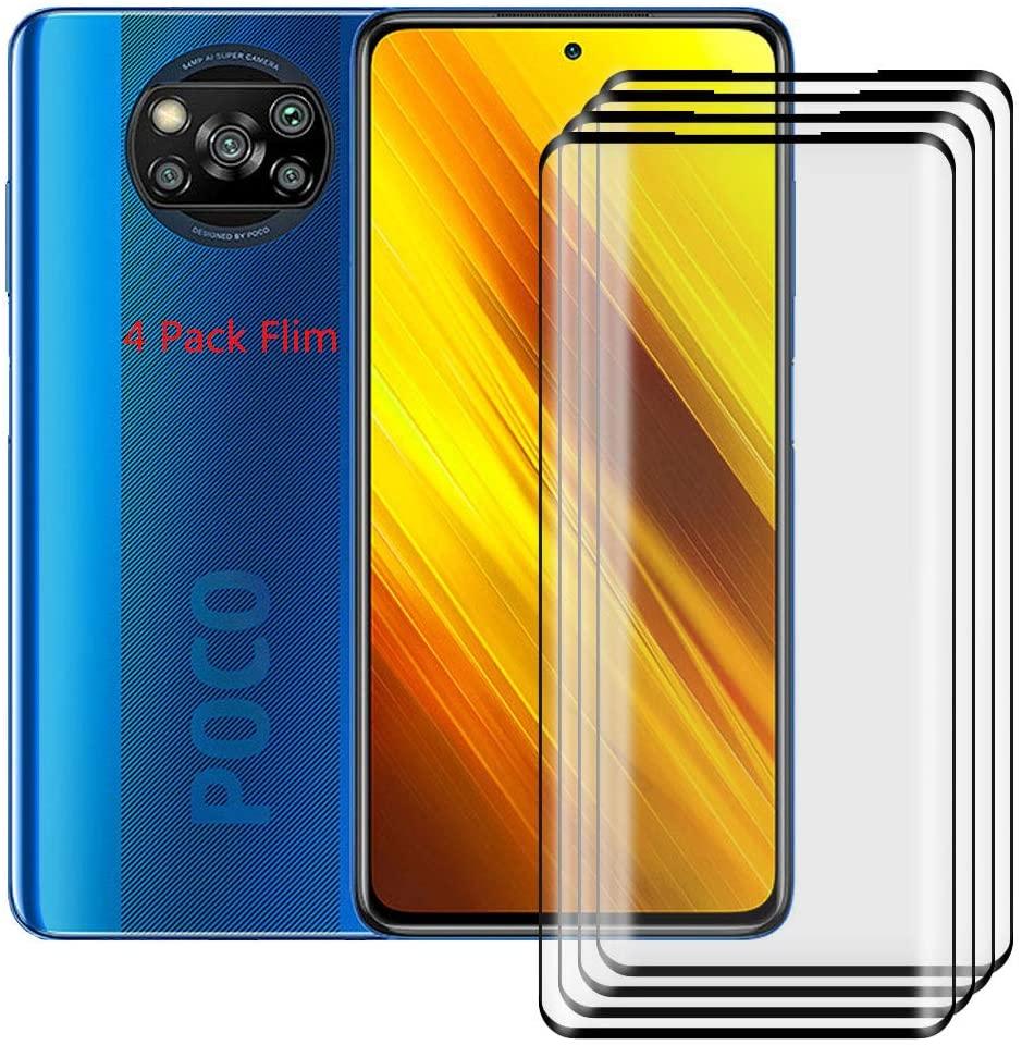 10 best screen protectors for Xiaomi Poco X3