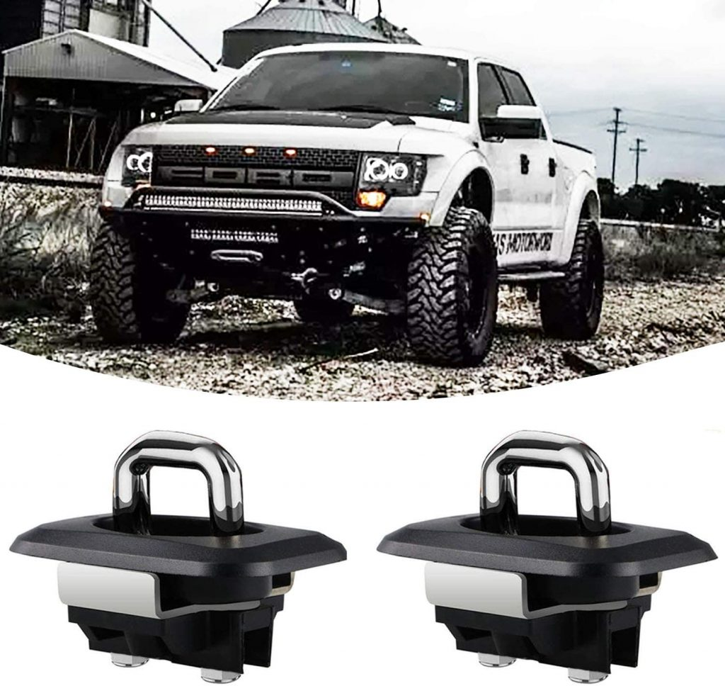 10 Best Tie-Down Anchors for Ford F250