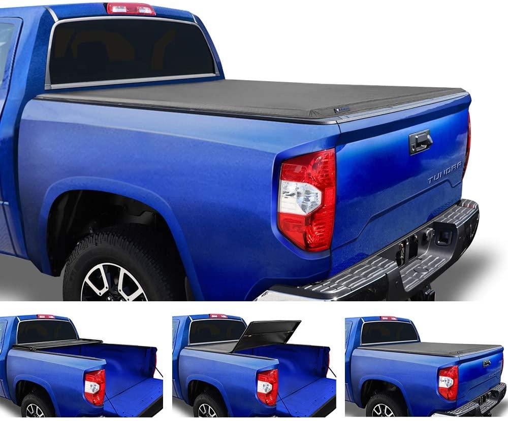 10 meilleures housses de lit de camion pour Toyota Tundra