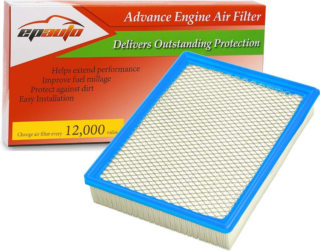 10 Best Air Filters For GMC Sierra