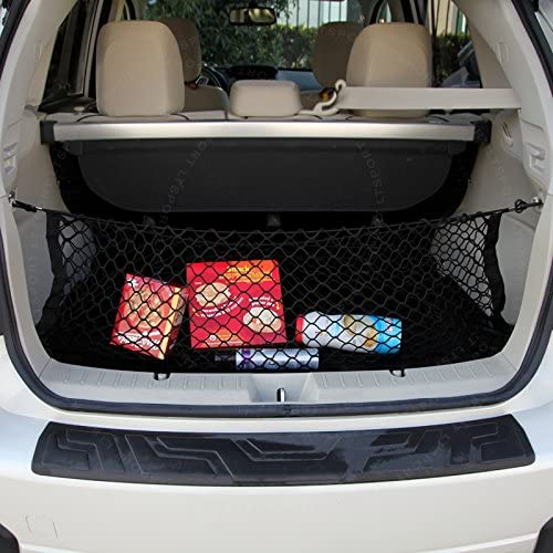 10 Best Cargo Nets For Toyota Tacoma
