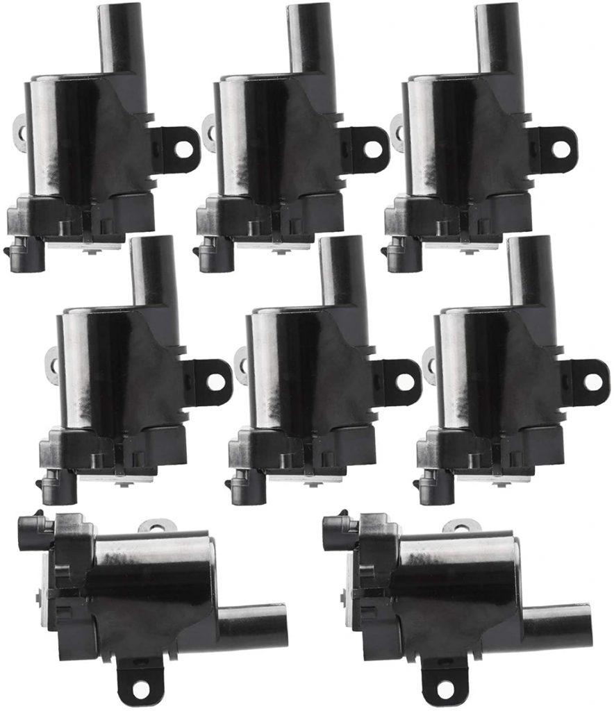 10 Best Ignition Coils For GMC Sierra
