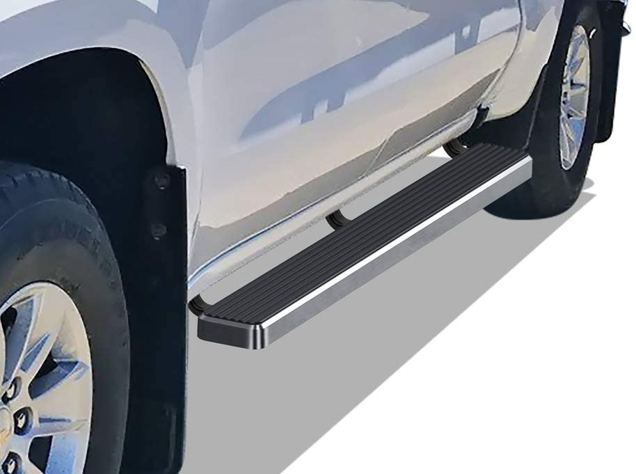 10 Best Running Boards For GMC Sierra