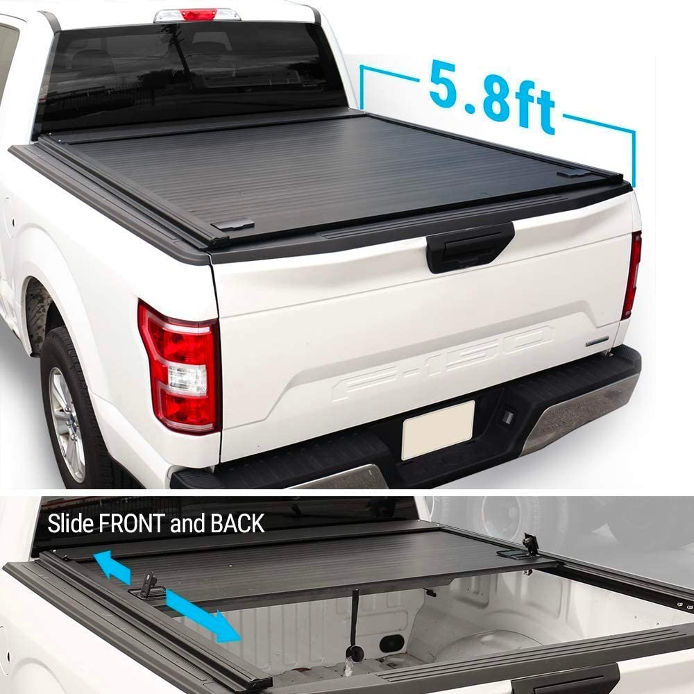 10 Best Truck Bed Covers For GMC Sierra