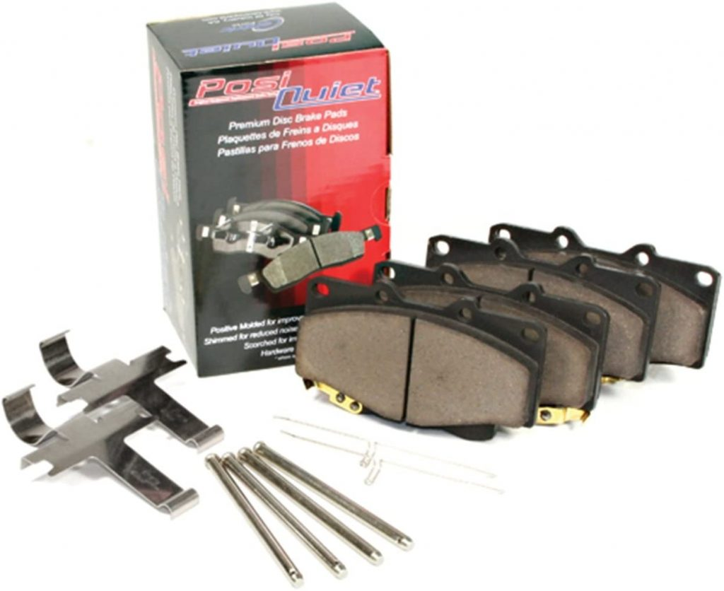 10 Best Brake Pads for Toyota Tacoma