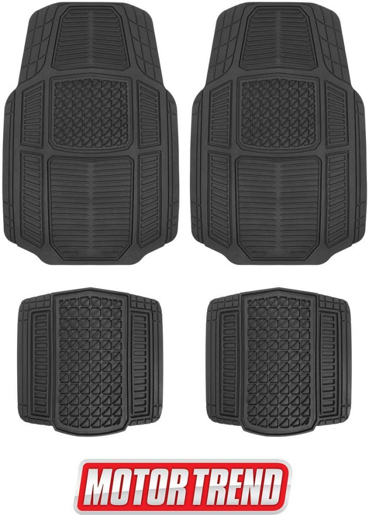 10 Best Floor Liners for Toyota Tacoma