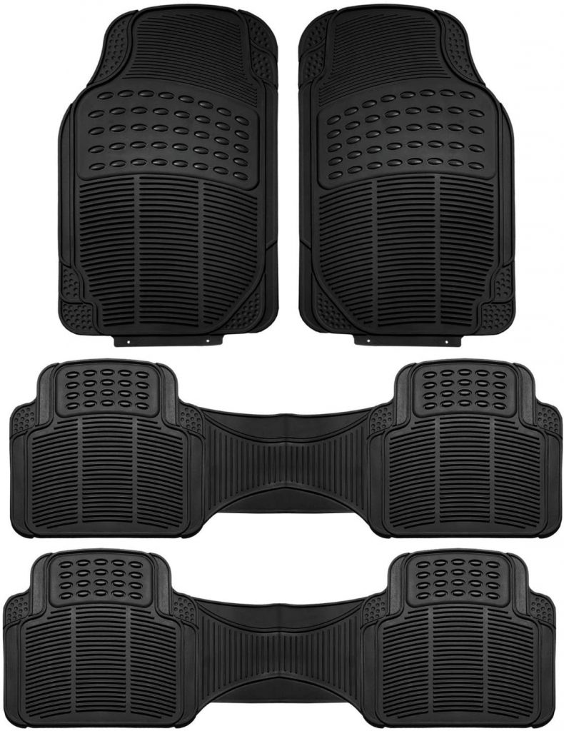 10 Best Floor Mats For Toyota Tacoma