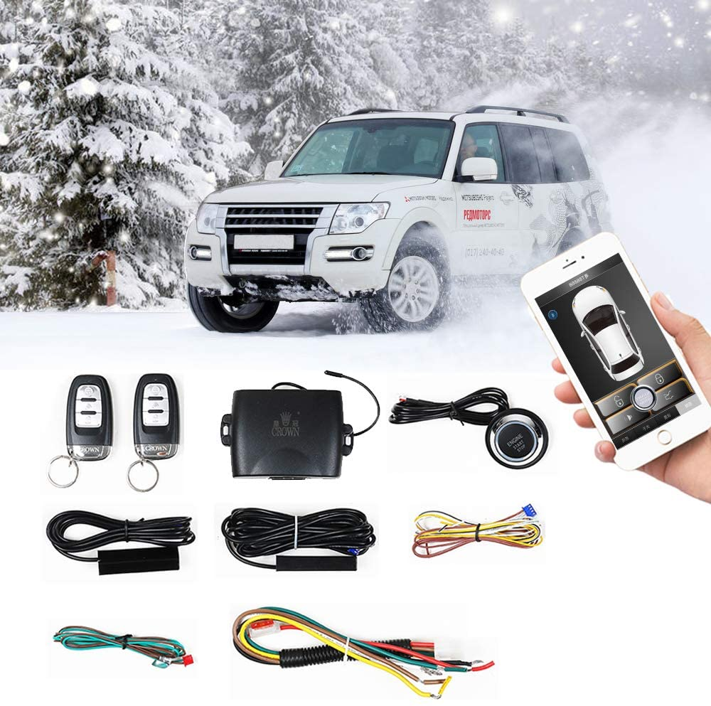 10 Best Remote Start Kits For Toyota Tacoma