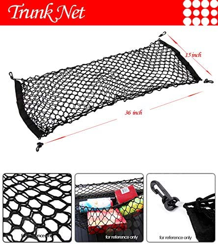 10 Best Cargo Nets for Toyota Tundra