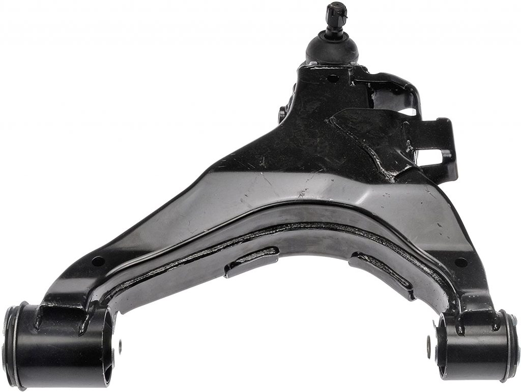 10 Best Control Arms for Toyota Tundra