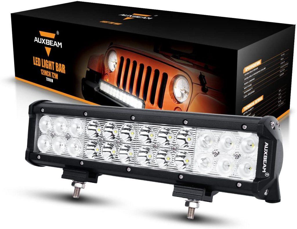 10 Best Light Bars for Toyota Tundra