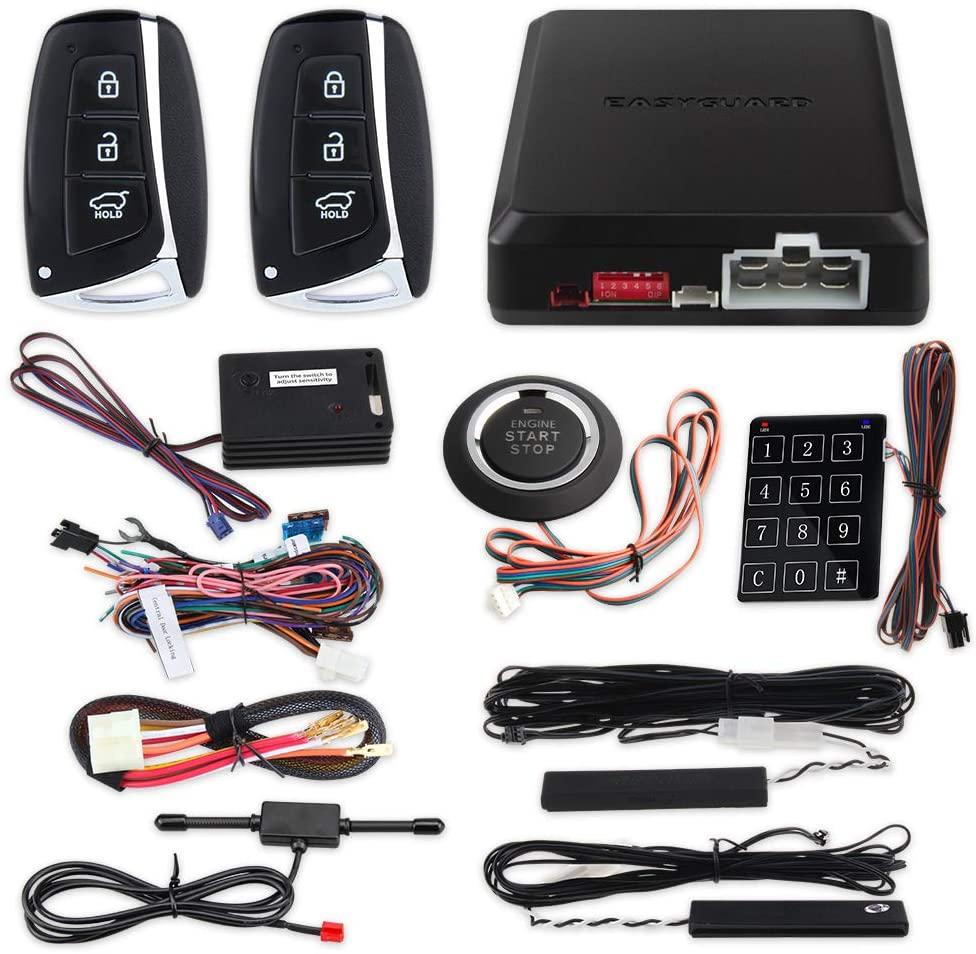 10 Best Remote Start Kits for Toyota Tundra
