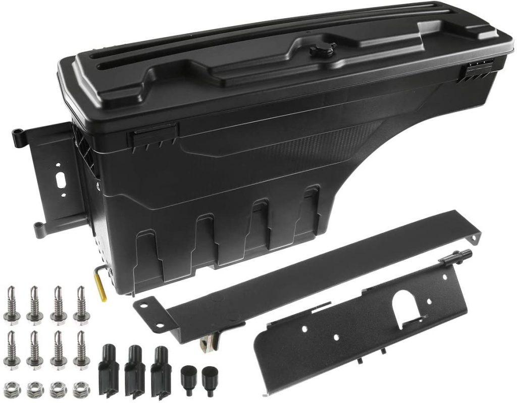 10 Best Storage Boxes for Toyota Tundra