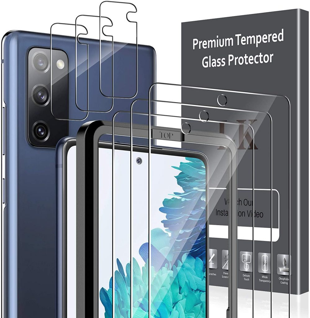 10 best screen protectors for Samsung Galaxy S20 FE