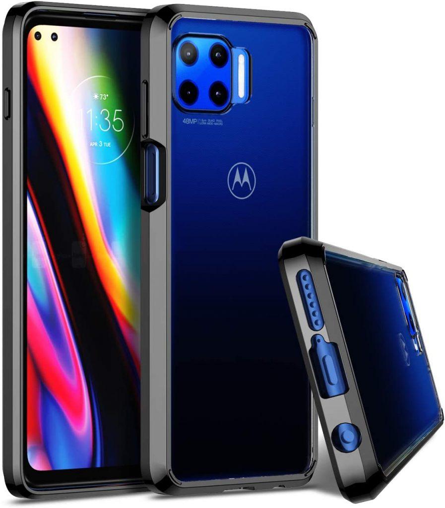 10 Best Cases For Motorola One 5G
