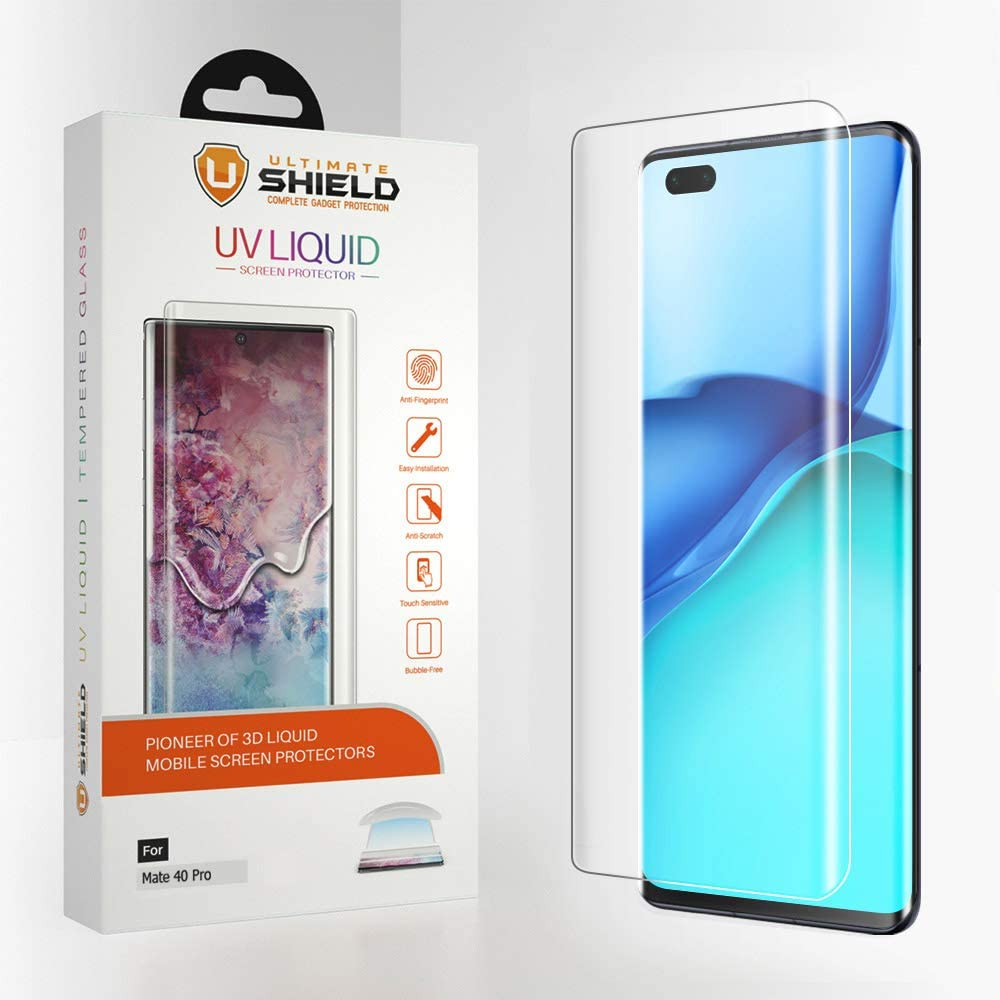 10 Best Screen Protectors For Huawei Mate 40 Pro