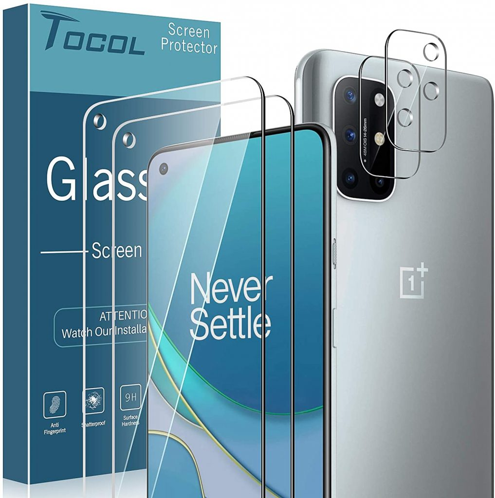 10 Best Screen Protectors For OnePlus 8T