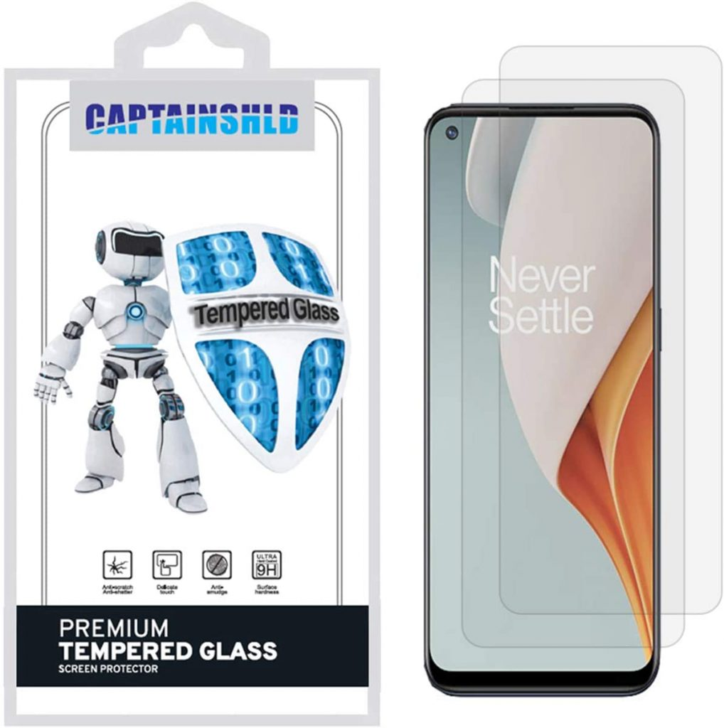 10 Best Screen Protectors For OnePlus Nord N100