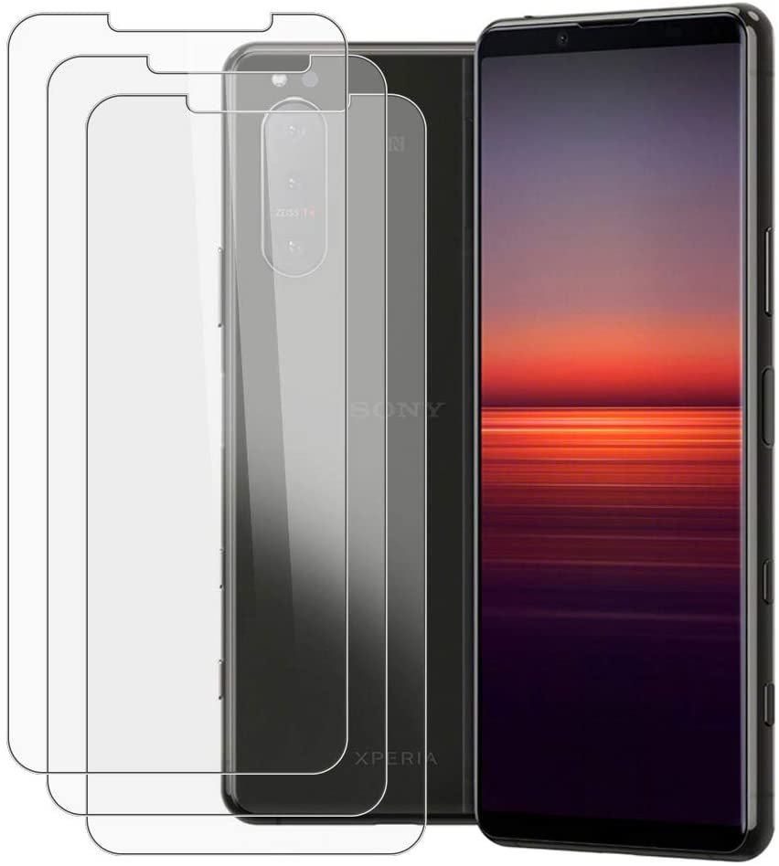10 Best Screen Protectors For Sony Xperia 5 II