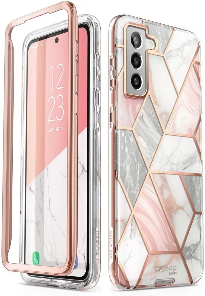 10 Best Cases For Samsung Galaxy S21