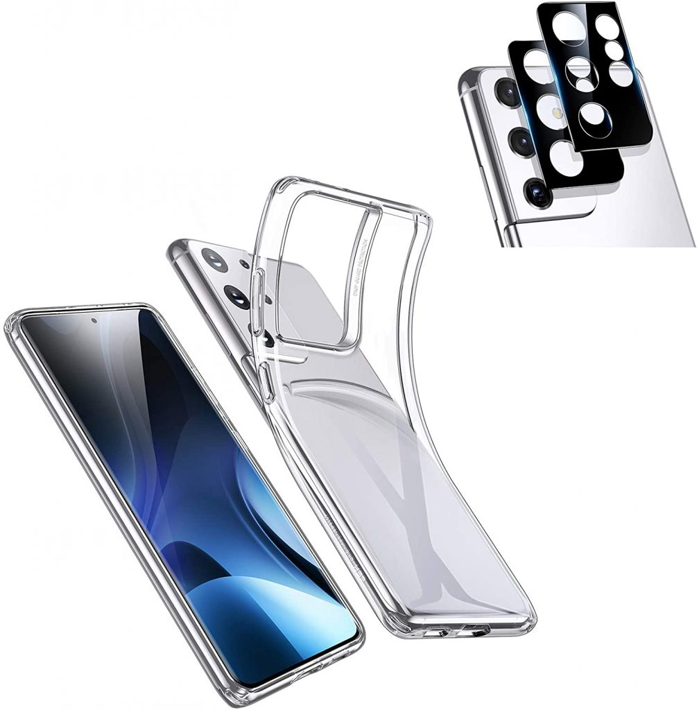 10 Best Cases For Samsung Galaxy S21 Ultra