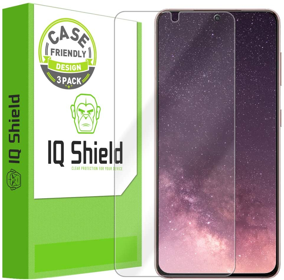 10 Best Screen Protectors For Samsung Galaxy S21