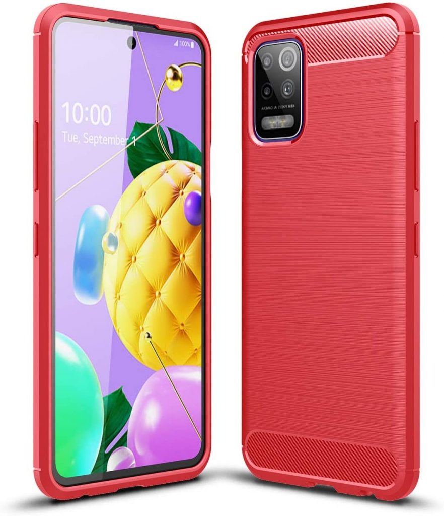 10 Best Cases For LG K62