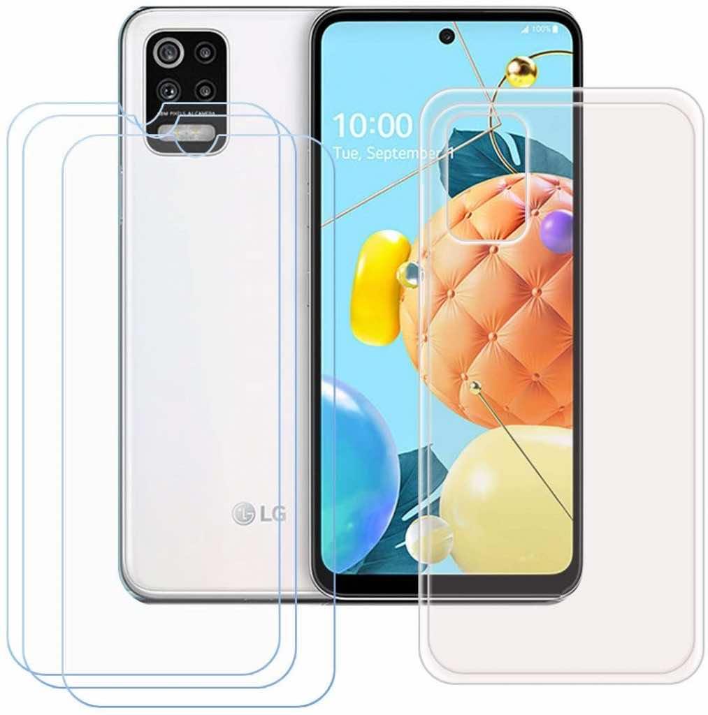10 Best Cases For LG Q52