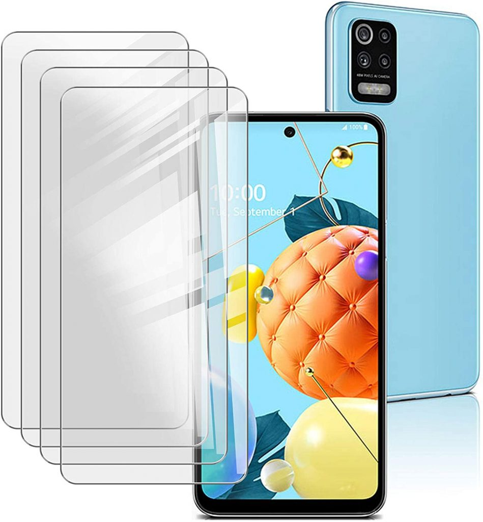 10 Best Screen Protectors For LG K62