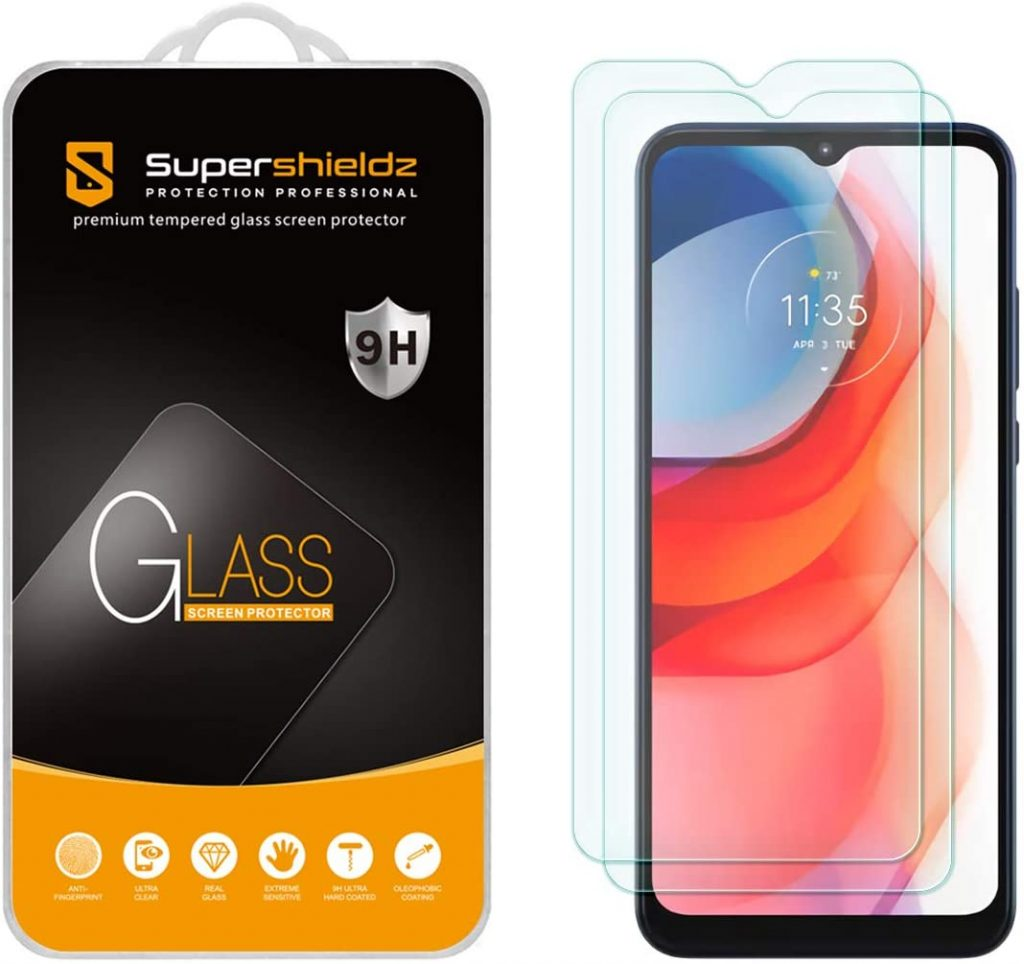 10 Best Screen Protectors For Motorola Moto G Play (2021)