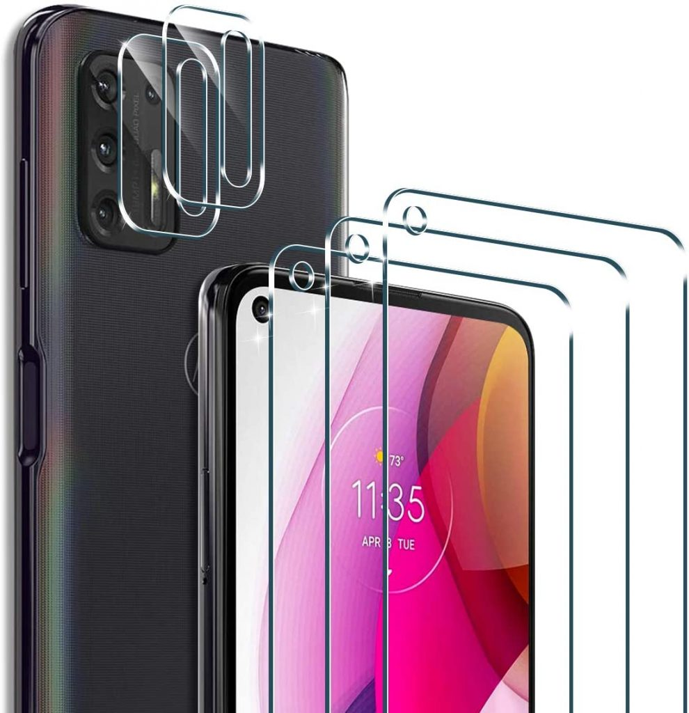 10 best screen protectors for Motorola Moto G Stylus (2021)